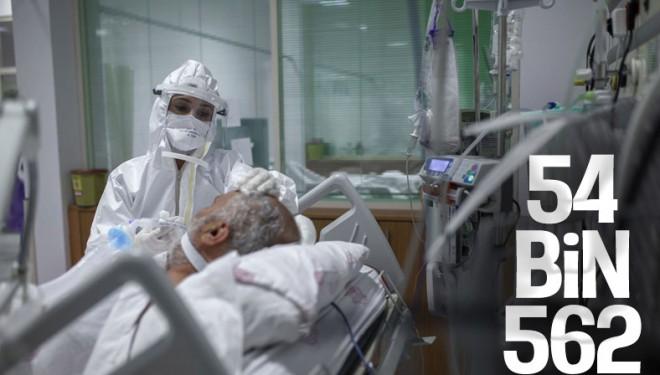 Son 24 saatte korona virüsten 243 kişi hayatını kaybetti