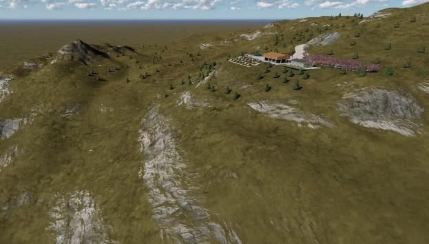 Toprakkale'ye mesire alanı yapılıyor