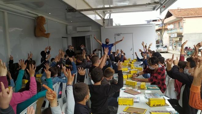 Öğrencilerin en mutlu anları
