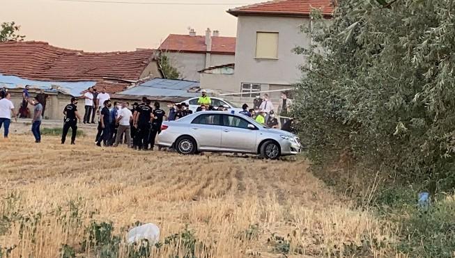 Konya'da katliam 7 kişi öldü; ev de ateşe verildi!