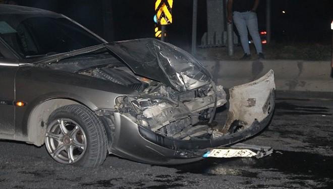Erciş'te zincirleme trafik kazası: 9 yaralı