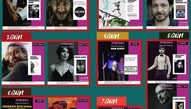 Üvercinka Kültür Sanat Festivali Başlıyor