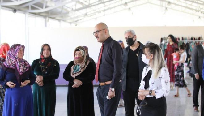 Başkan Vekili Aydın, belediye çalışmalarını denetledi