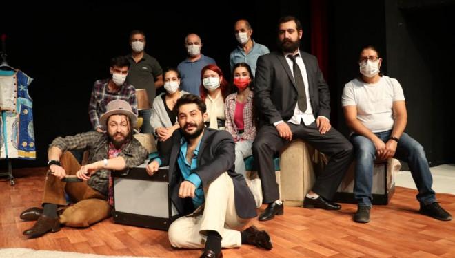Van Devlet Tiyatrosu 7 Ekim'de perdelerini açıyor