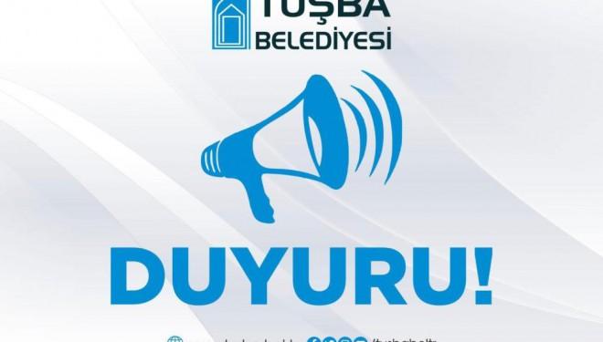 Tuşba Belediyesinden 'personel alımı' açıklaması