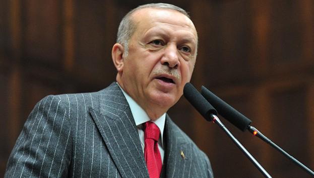 Cumhurbaşkanı Erdoğan: 'Üye sayımız 13 milyon 500 bini aştı'