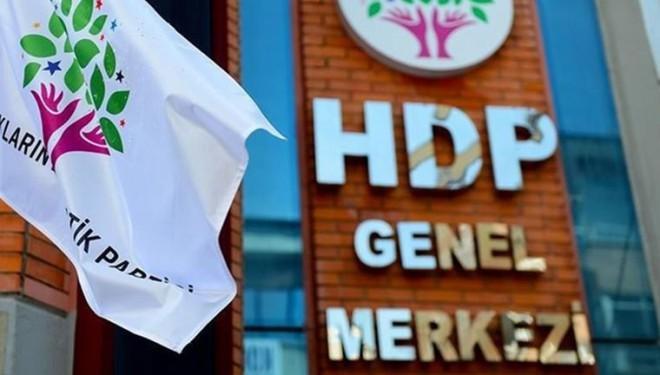 AYM, HDP iddianamesini 31 Mart'ta inceleyecek