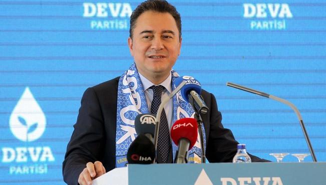 Ali Babacan'dan Erdoğan'a tepki