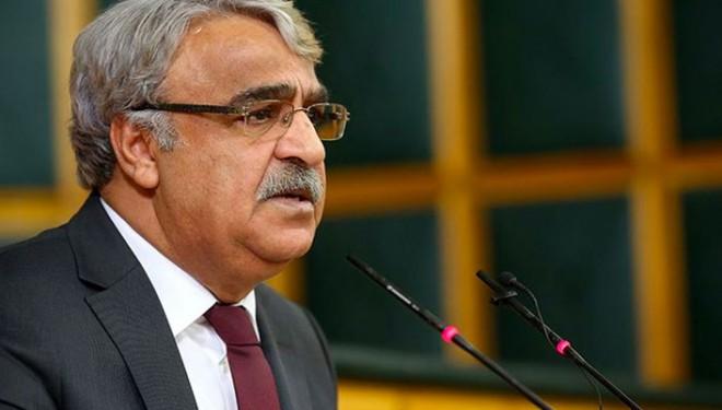 """HDP Eş Genel Başkanı Sancar: """"HDP'yi kapattırmayacağız"""""""
