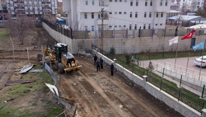 İpekyolu Belediyesi'nden yeni yol açma atağı