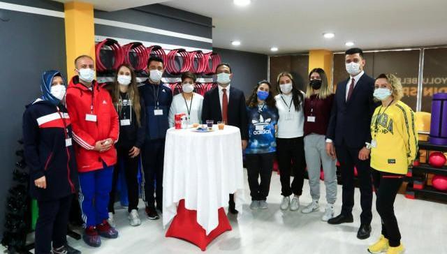İpekyolu Belediyesinden 'Kadın Spor Merkezi' açılışı