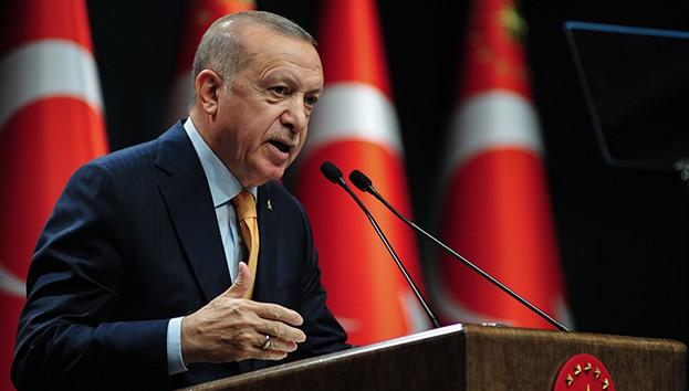 Cumhurbaşkanı Erdoğan'dan bildiri açıklamasına sert tepki