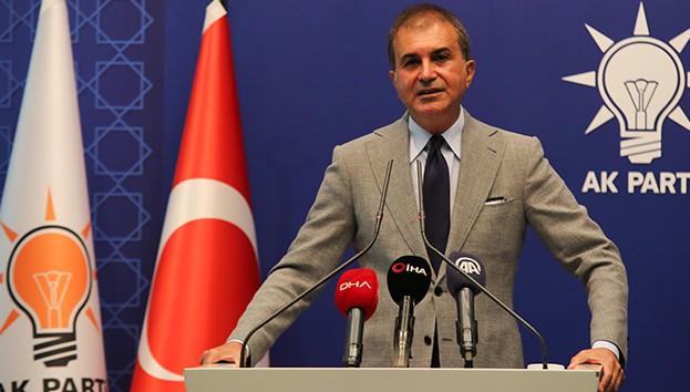 AK Parti Sözcüsü Çelik: 'Muhtıra siyaseti mutasyona uğramıştır'