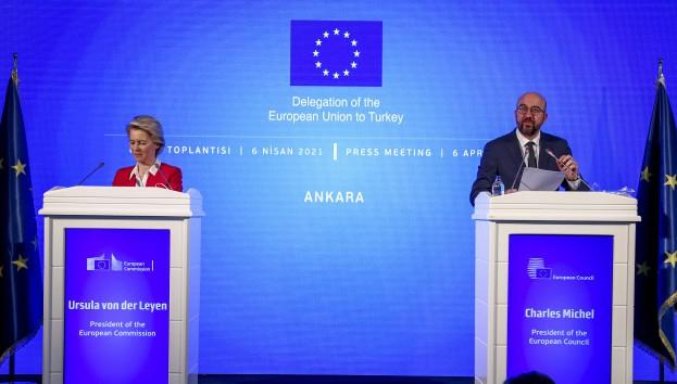 AB Komisyonu Başkanı Leyen'den Türkiye açıklaması