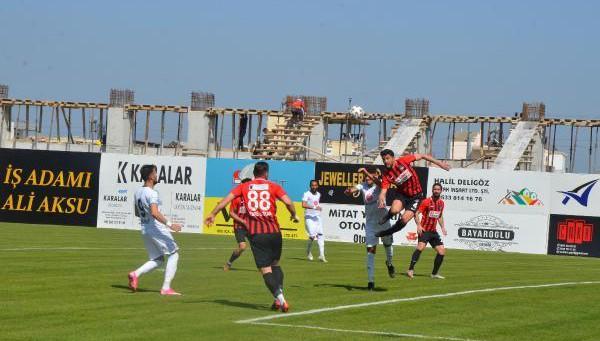 Serik Belediyespor 1-0 Silahtaroğlu Van Spor FK