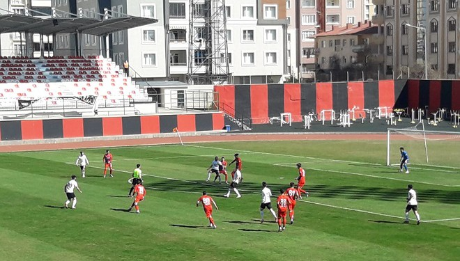 2. Lig: Vanspor FK: 1 - Kardemir Karabükspor: 0