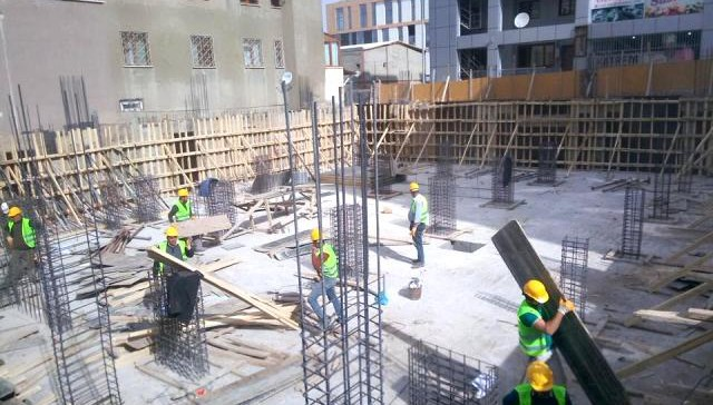 İpekyolu Belediyesinden inşaatlarda sıkı denetim