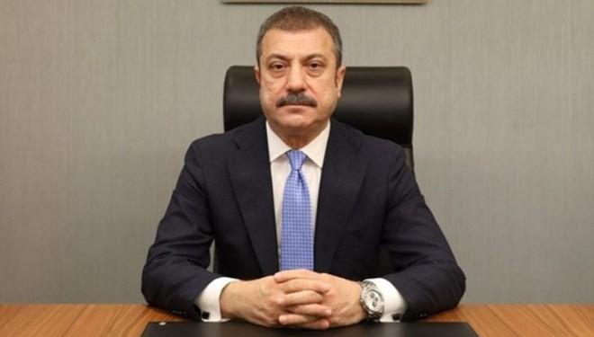 Merkez Bankası Başkanı Şahap Kavcıoğlu, enflasyon raporunu açıkladı