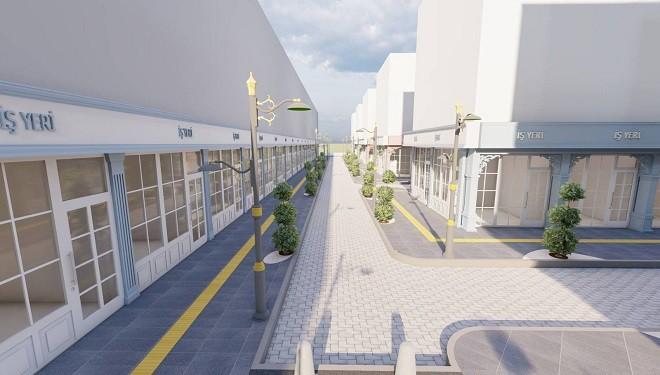 PTT Caddesi yeni yüzüne kavuşuyor