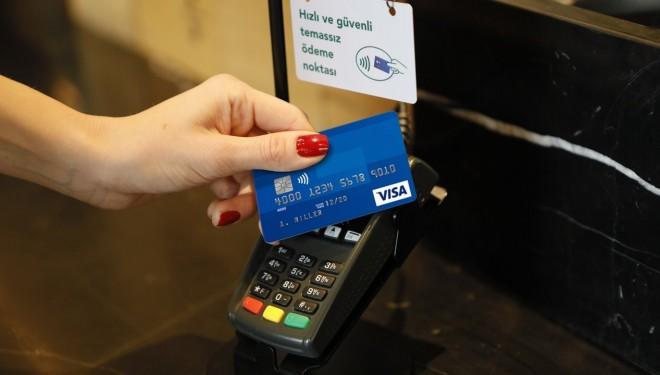 Temassız şifresiz ödemelerde işlem limiti yükseltiliyor