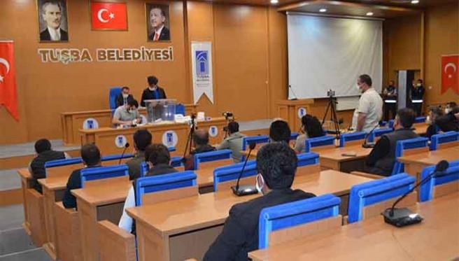 Tuşba Belediyesi daimi işçi alımı noter huzurunda yapıldı