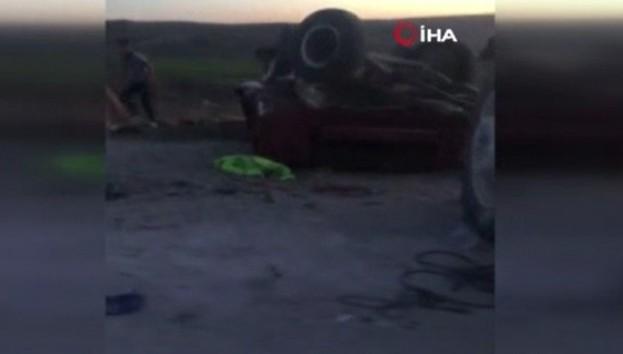 Katliam gibi kaza: 3'ü çocuk 4 ölü, 18 yaralı!