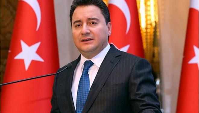 Ali Babacan'dan Erdoğan'a normalleşme tepkisi