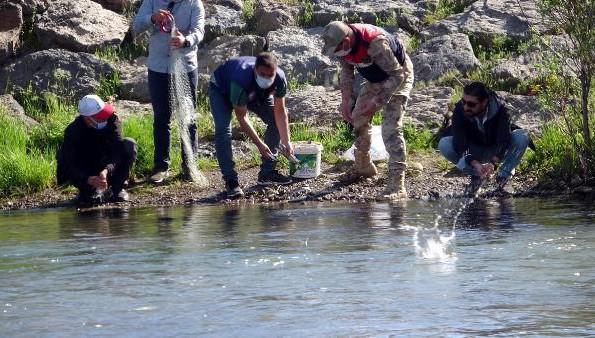 Üreme Döneminde Kaçak Avlanan 1 Ton Van Balığı Ele Geçirildi
