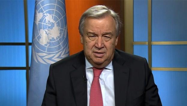 BM Genel Sekreteri Guterres'den ateşkes çağrısı!