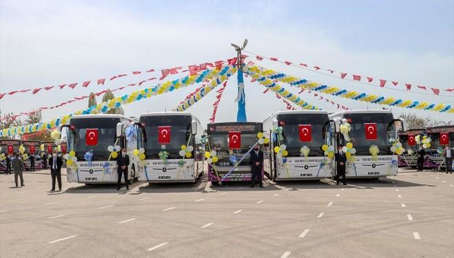 Büyükşehir'in Van-Kapıköy Seferleri Başlıyor