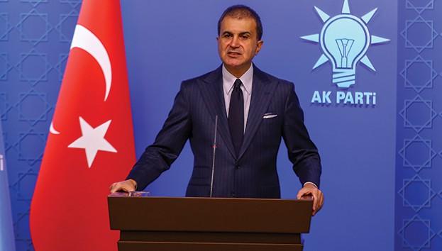 AK Parti Sözcüsü Çelik: 'BM bu anlamsız çağrılara son versin'