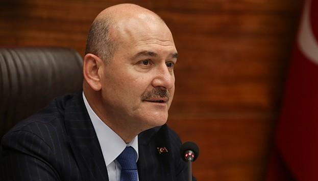 İçişleri Bakanı Soylu:'Uluslararası sularda büyük bir başarıya imza atıldı'