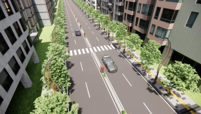 Van Büyükşehir Belediyesi Zübeyde Hanım Caddesi'ni de yenileyecek
