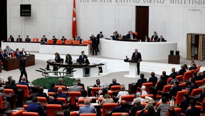 """TBMM'de """"Sedat Peker'in iddiaları araştırılsın"""" talebi reddedildi"""