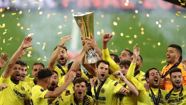 Avrupa Ligi kupası Villarreal'in