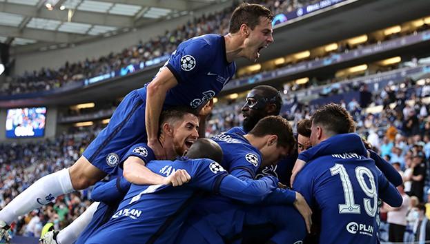 UEFA Şampiyonlar Ligi şampiyonu Chelsea