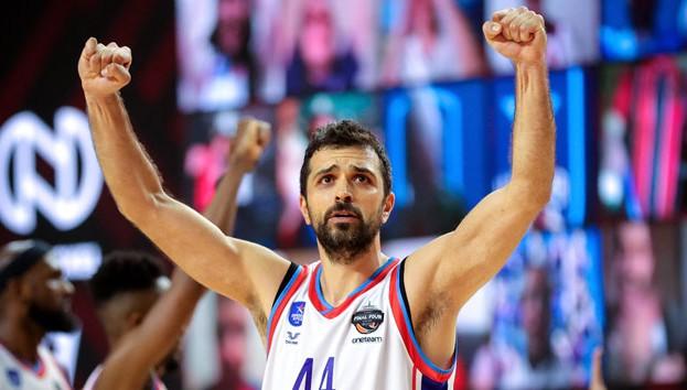 Euroleague'de şampiyon Anadolu Efes!