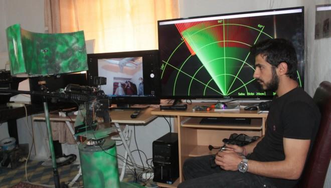Hakkarili Savaş Tatlı, radar ve silah entegrasyonu sistemi tasarladı