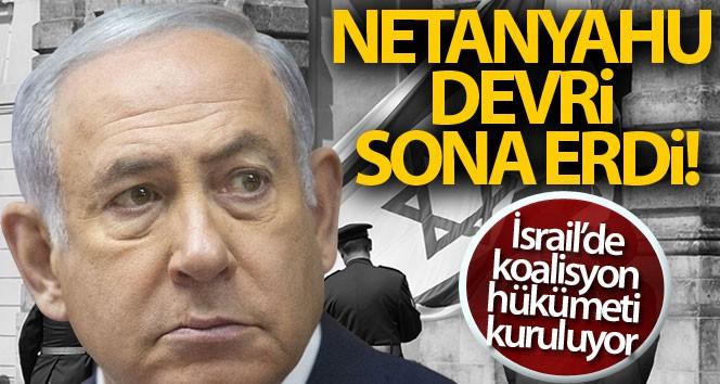 İsrail'de koalisyon hükümeti kuruluyor