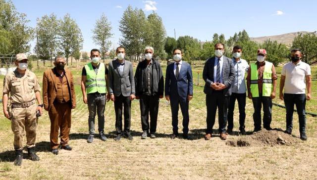 İpekyolu Belediyesinden çiftçilere büyük destek