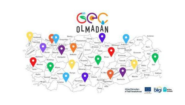 """Üniversiteli 1,900 genç """"AB-Türkiye İklim Elçisi"""" olacak"""