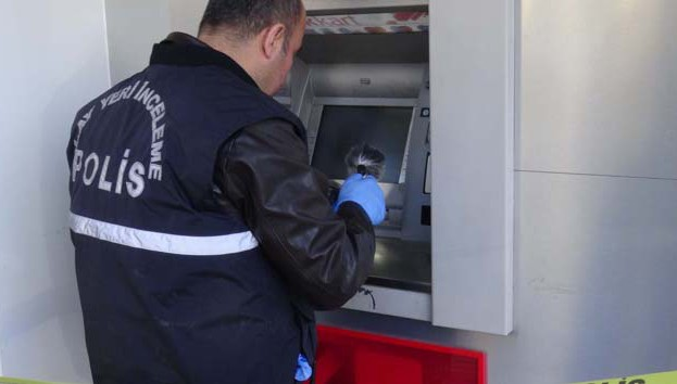 625 bin liralık vurgunu ATM açığıyla yaptılar