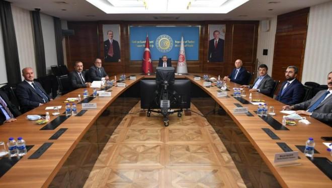 Milletvekillerinden Van'da dış ticaret kolaylaştırılsın talebi