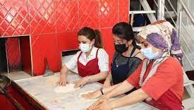 Van'da Afganlılar için 'Ekmek Üretimi' kursu