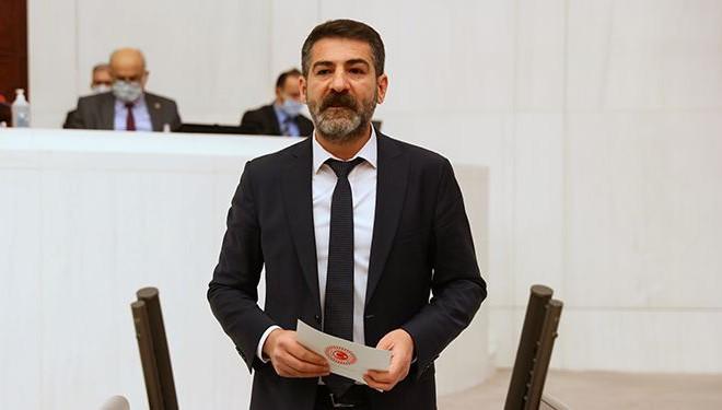 """HDP Van Milletvekili Murat Sarısaç """"Kuraklık"""" hakkında meclise soru önergesi verdi"""