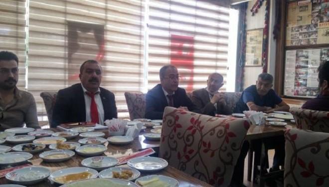 Müslüm Birdal, Van Esnaf ve Kredi Kefalet Kooperatifi için adaylığını açıkladı