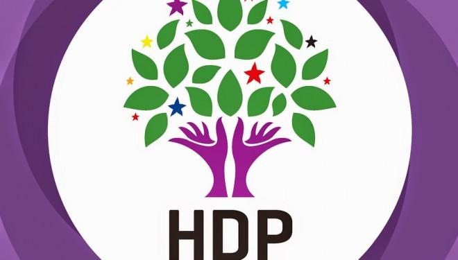 HDP'den Veyis Ateş ile ilgili çarpıcı açıklama!