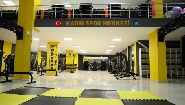 İpekyolu Belediyesinden Alipaşa Mahallesi'ne kadın spor merkezi