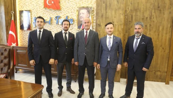 Trabzon Büyükşehir ile Tuşba belediyeleri 'Kardeş Belediye' oldu