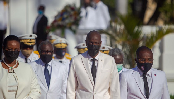 Haiti Devlet Başkanı Moise'ye suikast